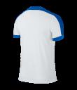 Nike Striker IV SS Tee - White / White / Royal Blue