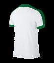 Nike Striker IV SS Tee - White / White / Pine Green